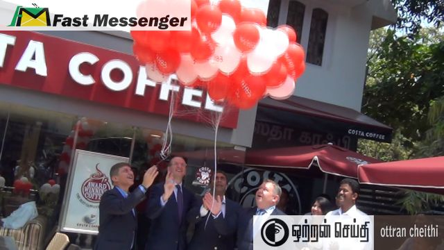 Costa Coffee Launch at Chetpet