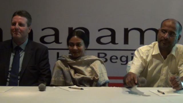 Jananam Fertility Centre Press Meet