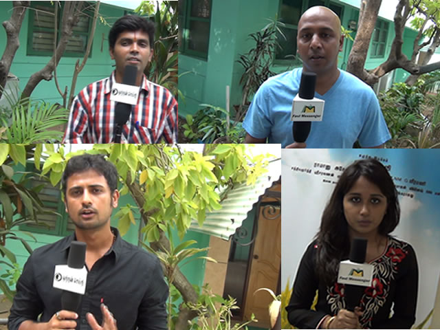 Kuraiondrumillai Team Interview