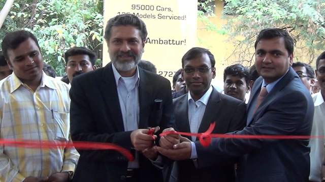 Mahindra_Choice_Ambattur_Inauguration