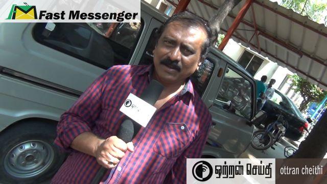 RV Udhayakumar Appreciates KBKR