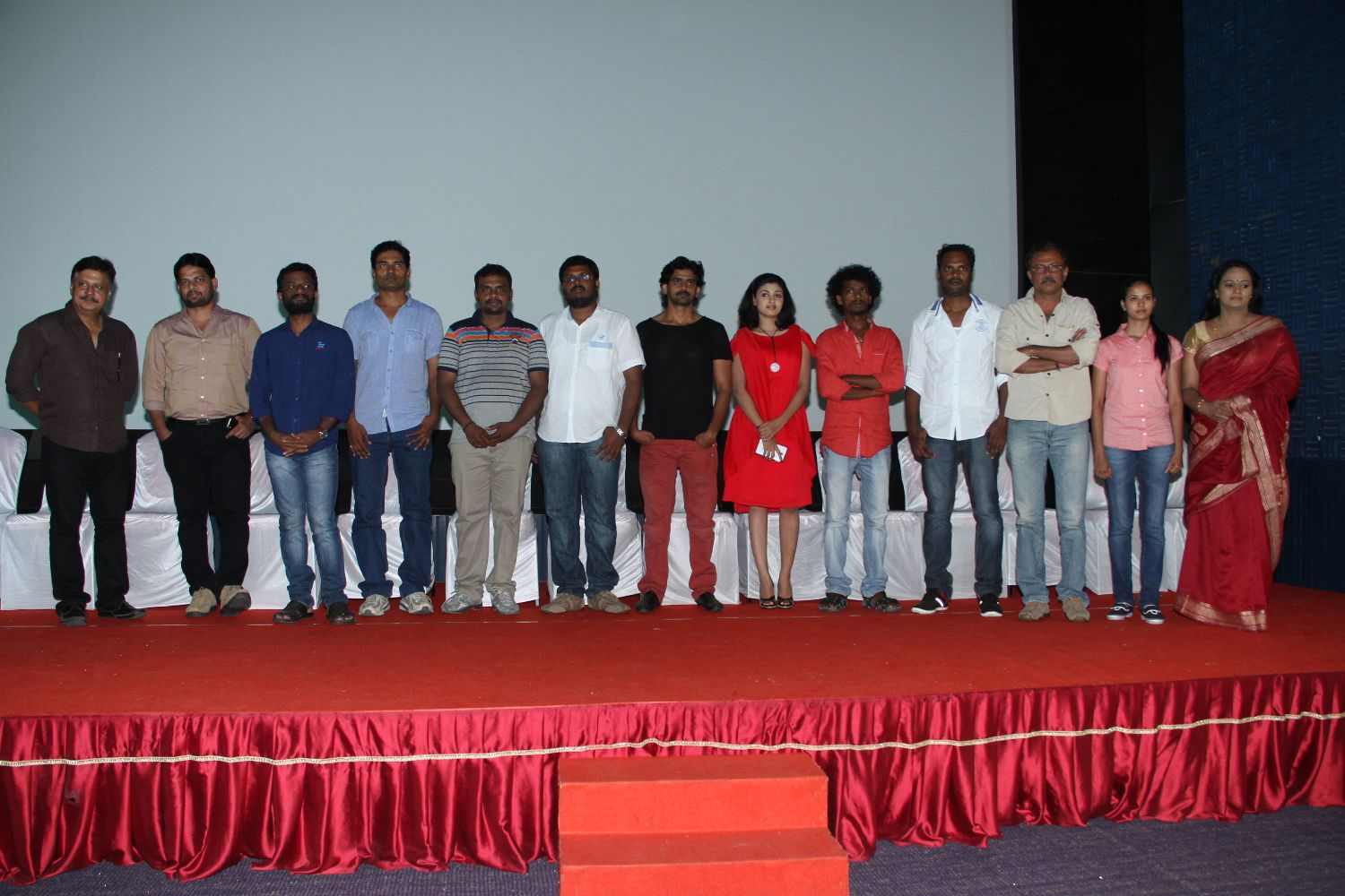 Moodar Koodam Press Meet