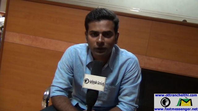 Neram Film Director Alphonse Puthiran