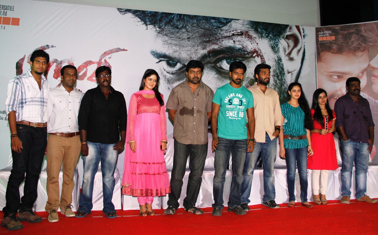 Piravi Press Meet