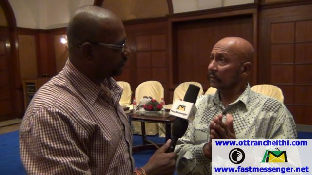 Special interview with Syed Kirmani