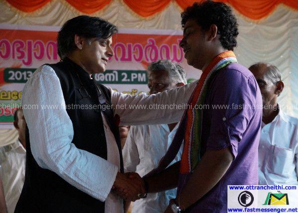Honouring VM Jayamohan