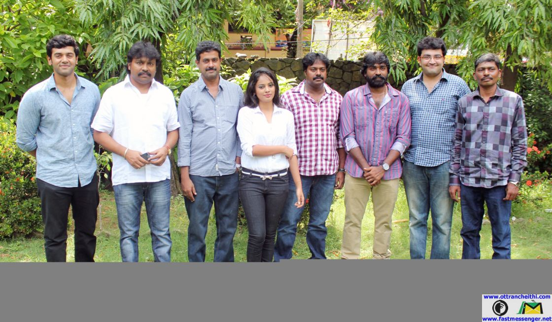Idharkuthaane Aasaipattai Balakumara Press Meet