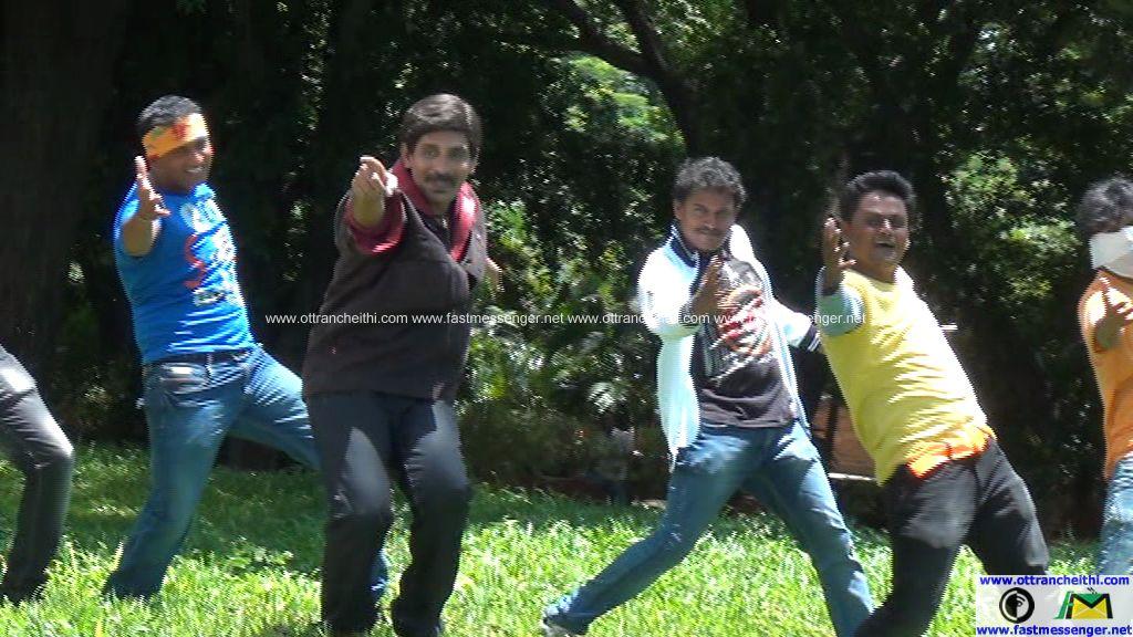 Jamaai Anand Babu Shooting Spot