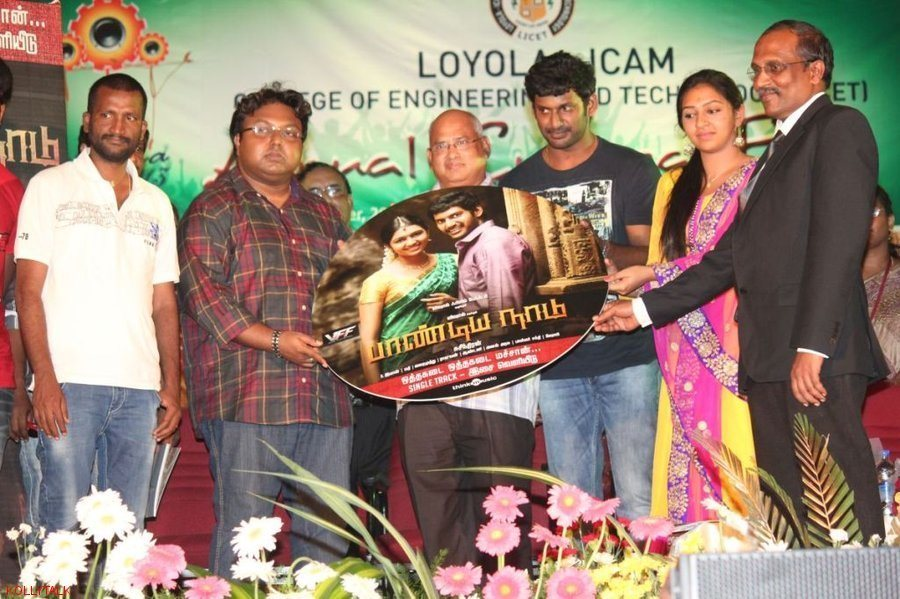 Pandiya-Naadu-Single-Track_Audio-Launch-Loyolla