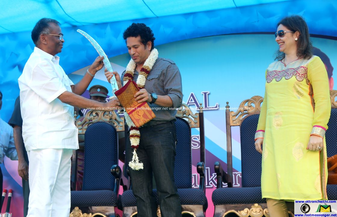 Sachin at Velammal  (9)