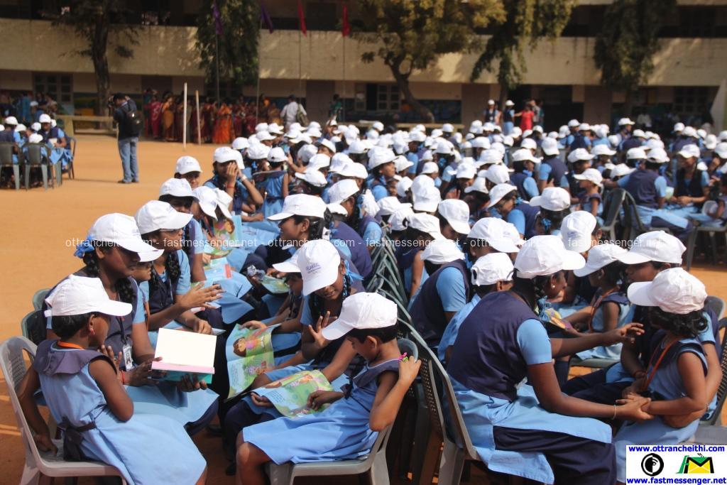 Velammal Reading Session 10