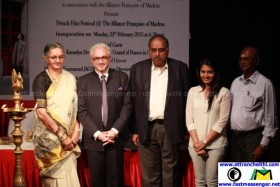 French Film Festival Inauguration Ceremony