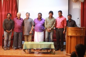 Loyola College Film Fest 2015 Closing Ceremony