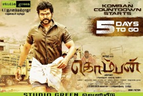 Komban-5 DAYS TO GO