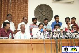 Komban Press Meet with Film Fraternity