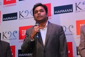 AR Rahman KM Music Conservatory
