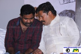 Rajkiran Speech at Sivappu Press Meet
