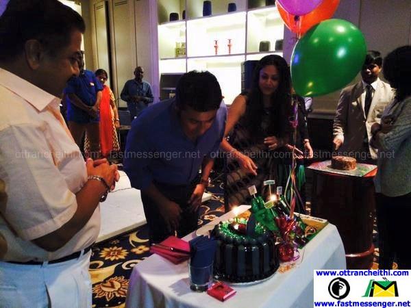 Suriya 40th Birthday