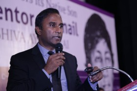 DR. SHIVA AYYADURAI PRESS MEET