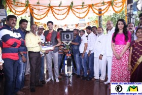Nayagi Movie Pooja