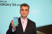 Samsung launches Samsung S6 edge +