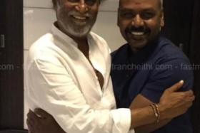 raghava lawrance with super star