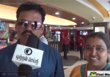 Devi Public Review - Kamal Cinemas
