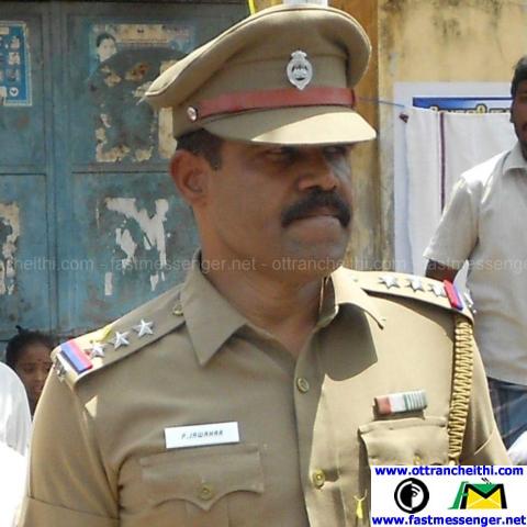 Inspector Jawhar