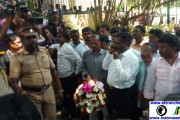 Thirumavalavan at Appollo to meet CM