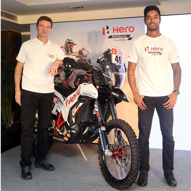 DESPITE MARKET RESESSION, HERO HONDA STILL THE INDUSTRY LEADER I