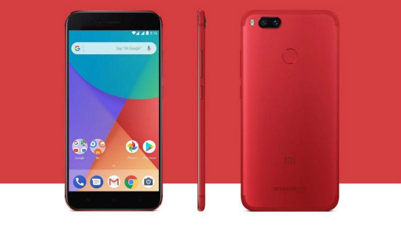 Xiaomi-Mi-A1-Red-color-main